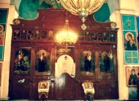 The Greek Orthodox Basilica of Saint George