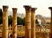 The Roman ruins of Gerasa