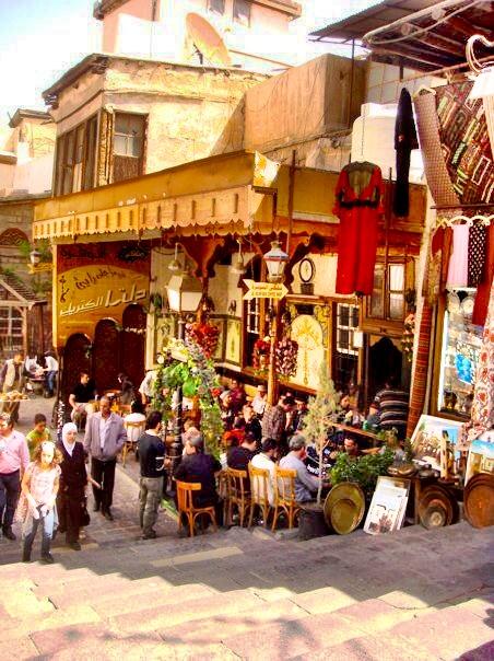 Al-Nawfara Cafe