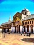 the Umayyad Mosque