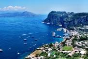 Capri Harbour.