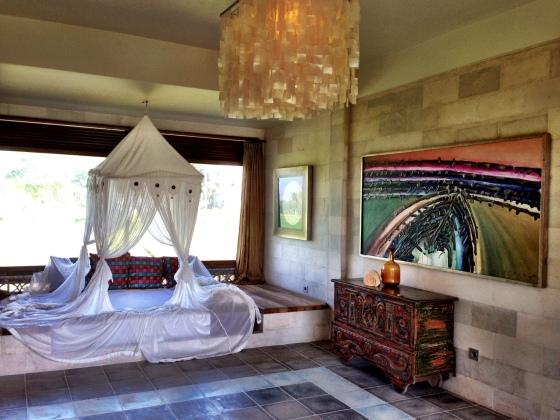 Living room / 3rd bedroom