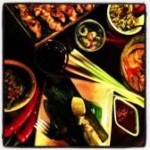 Great food at Bumbu Bali, Nusa Dua