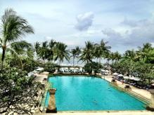 Conrad pool view