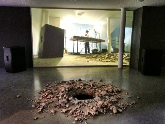 The Workshop by Gilad Ratman. Israeli Pavilion.