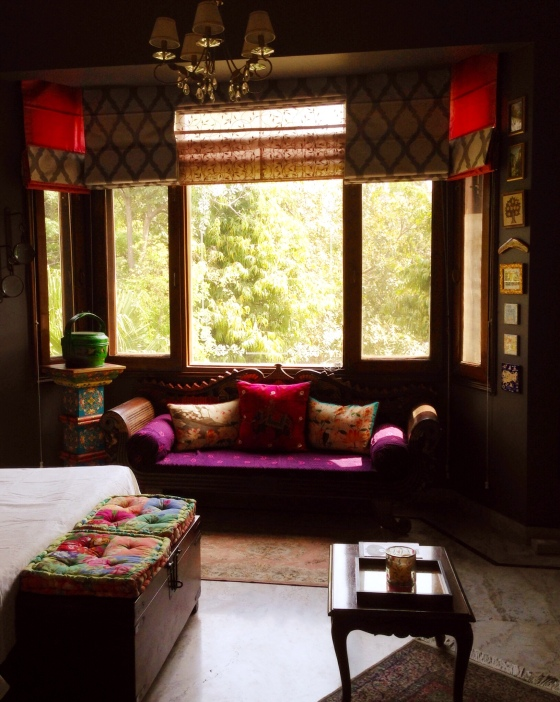 Indonesian Chibutat sofa