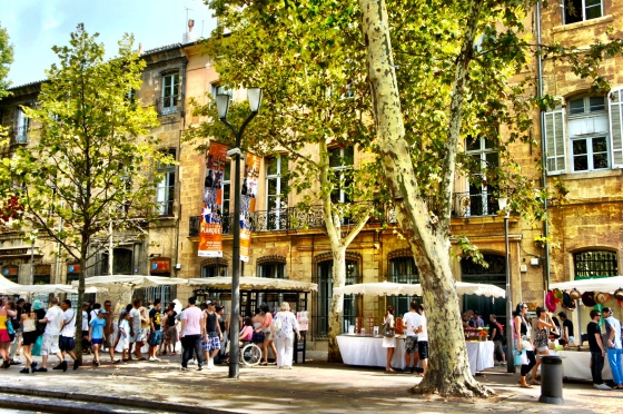 Magnifique Provence! AixenProvence to MoustierSteMarie « why is